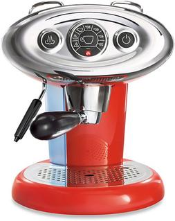 illy Francis Francis! Model X7.1 iperEspresso Machine in Red