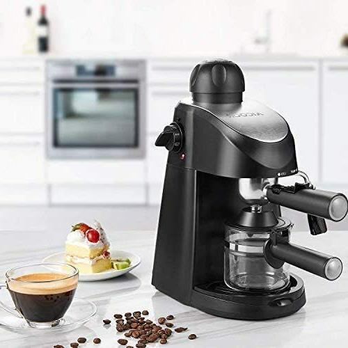 Cappuccino Maker Cup With Milk Carafe