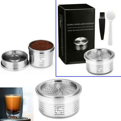 Coffee Machine Capsule Pod Cup Filter For Espresso Point For