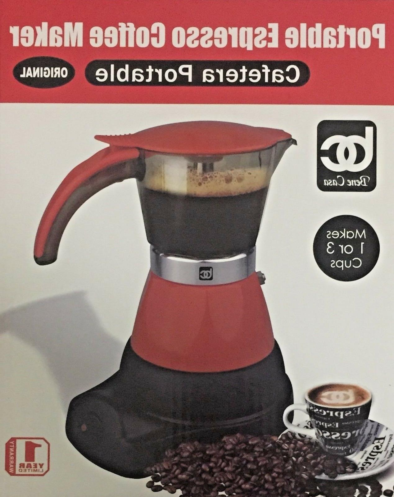 electric cuban espresso coffee maker cafetera electrica