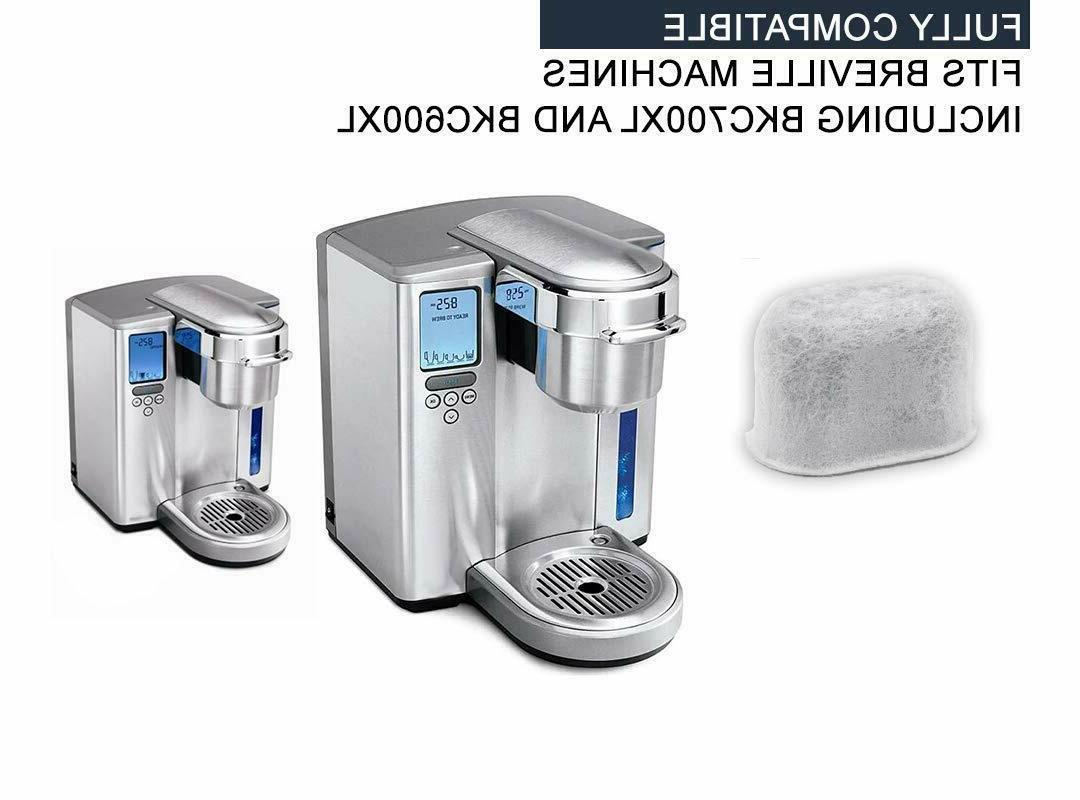 Charcoal Water Filters for Keurig 2.0 & Makers