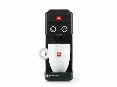 illy Y3.2 and Coffee Black