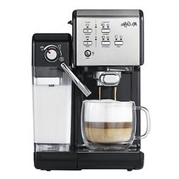 Mr. Coffee One-Touch CoffeeHouse Espresso Maker and Cappucci