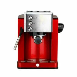 semi automatic steaming pots household coffee milk